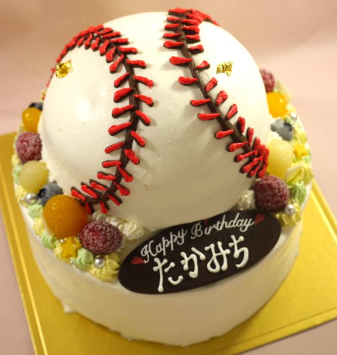 野球 ボール スポーツ ケーキ