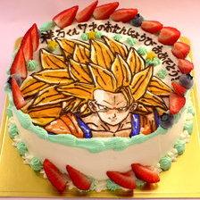 イラストケーキ【子供用】【5号~】