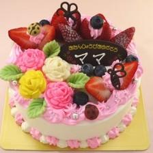 お花畑のケーキ【5号~】