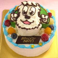 その他の立体3Dケーキ【6号~】