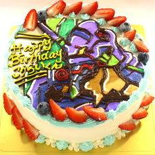 イラストケーキ【大人用 】【5号~】
