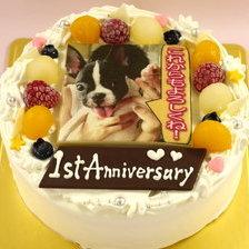 【写真ケーキ】大阪府大阪市からご注文いただきました