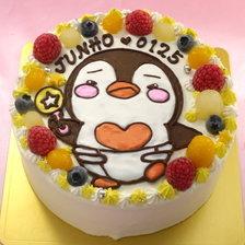 その他のイラストケーキ【5号~】
