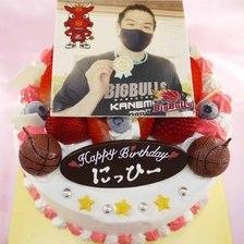 【岩手ビッグブルズ】仁平拓海選手の誕生日ケーキをお作りしました!