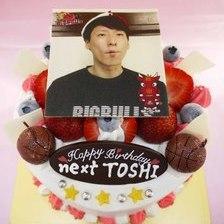 【岩手ビッグブルズ】横川俊樹選手の誕生日ケーキをお作りしました!