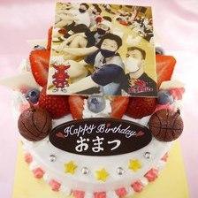【岩手ビッグブルズ】松尾啓輔選手の誕生日ケーキをお作りしました!