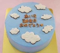 センイルケーキ③